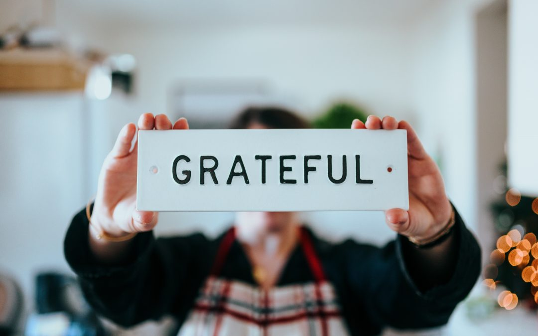The meaning behind gratitude